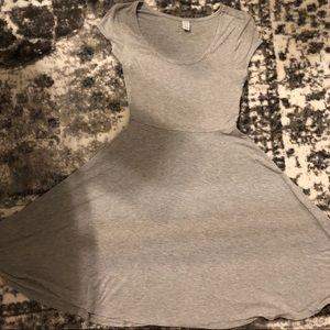 Old Navy Grey Dress